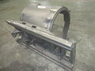 スピンドル ブラケット FC 750kg