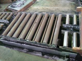 造型振動テーブル